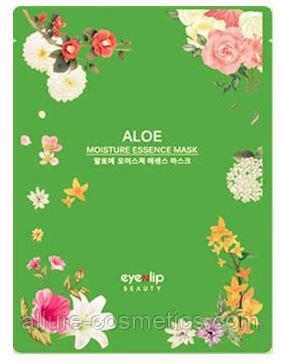 Увлажняющая тканевая маска EYENLIP Moisture Essence Mask - Aloe