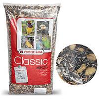 Корм для крупных попугаев Versele-Laga Classic Parrots — смесь зёрен, семян, орехов. 12,5 кг.