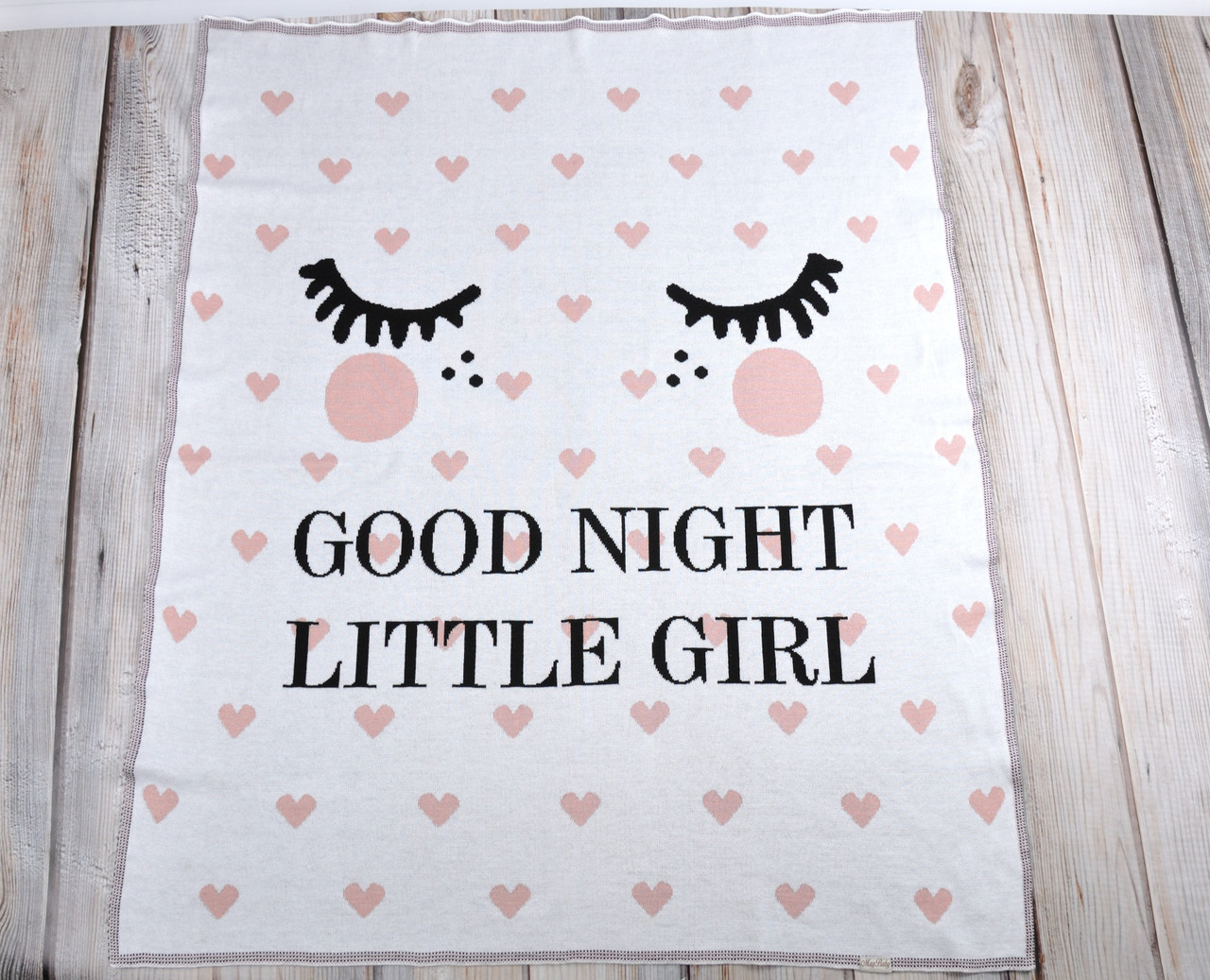 "Плед ""Good night"""