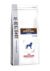 Сухой корм для щенков Royal Canin (Роял Канин) GASTRO INTESTINAL PUPPY при нарушении пищеварения, 2,5 кг