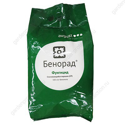 Фунгіцид Бенорад®, з.п (аналог Фундазол) - 5 кг; 12 кг