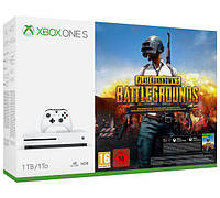 Игровая приставка Microsoft Xbox One S 1Tb + PLAYERUNKNOWN'S BATTLEGROUND, фото 1