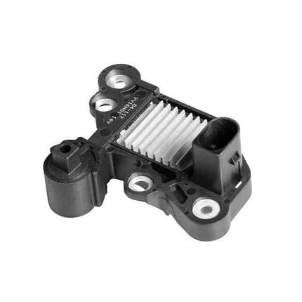 Интегральный регулятор напряжения со щёточным узлом ВАЗ-2170/1118/2190 Datsun on-Do/mi-Do VRR 0190 СтартВольт, фото 2