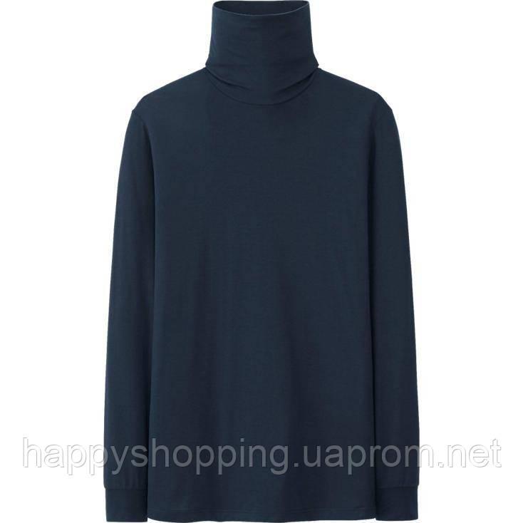 Темно-синий гольф (термо-белье) UniQlo