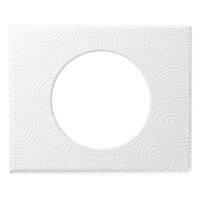 Рамка - Програма Celiane - ексклюзивна - 1 пост - фарфор біла феєрія, фото 2
