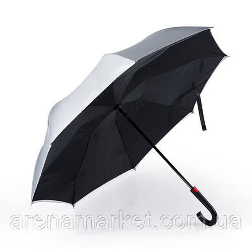 Двусторонний зонт Remax RT-U1 - серый