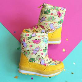 Размер 19-32 зимняя обувь на девочку