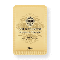 Ottie Гидрогелевые патчи под глаза Gold Prestige Resilience Hydrogel Eye Zone Mask 1 пара
