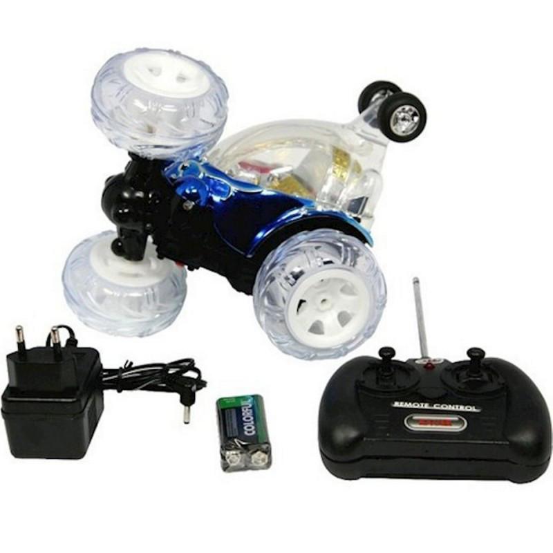 Машина перевертыш Lx toys радиоуправляемая, трюковая
