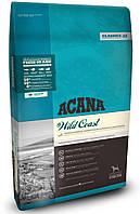 Корм Acana Wild Coast для взрослых собак с рыбой