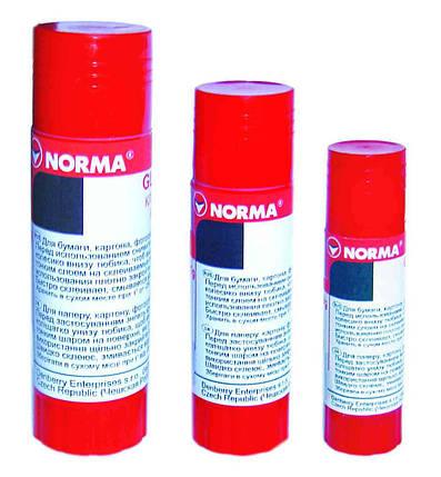 Клей-олівець 21 г, Norma (24/648), фото 2