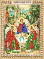 РИК-3-010 Схема для вишивки бісером Св.Трійця.