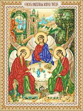 РВК-3-010 Схема для вишивки бісером Св.Трійця.