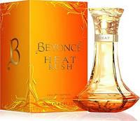 Женские ароматы Beyonce Heat Rush (насыщенный с ярко выраженным цветочным акцентом аромат)