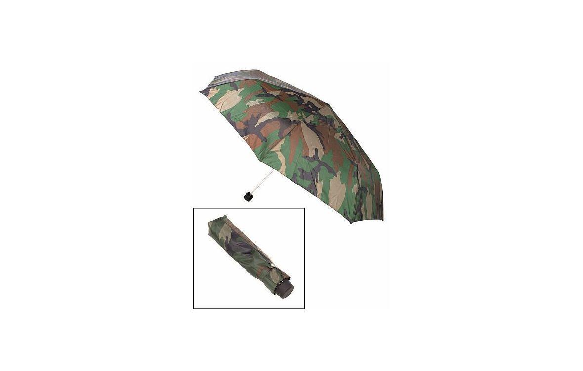 Зонт складной MIL-TEC, цвет Woodland 10635020