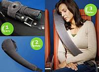Подушка для Подорожей Travel Pillow Тревел Рест, фото 1