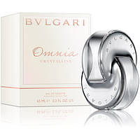 Женская туалетная вода Bvlgari Omnia Crystalline (нежный цветочно-водный аромат)