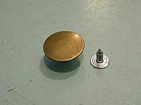 Пуговица джинсовая 16 мм (50 штук)
