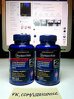 Puritans Pride Glucosamine Chondroitin MSM Triple Strength 90 табл, фото 1