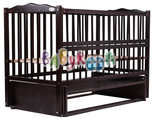 Кроватки для новорожденных деревянные