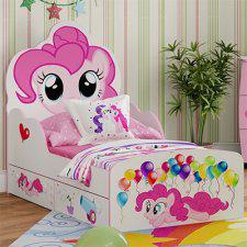 Кроватки для деток по-старше, кровати полуторные.
