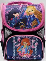 Рюкзак школьный коробка Josef otten JO-1809 для девочки
