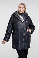 Куртка женская  с капюшоном, с 54 по 70 размер , фото 1