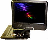Портативный DVD Плеер с TV Тюнер USB 1889, фото 1