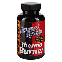 Power System Ultra Thermo Burner Kapseln - Пищевая добавка с кофеином