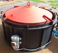 Виброформа(станок) для производства колодезных колец