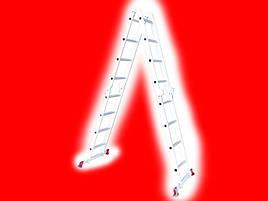 Лестница трансформер INTERTOOL LT-0029