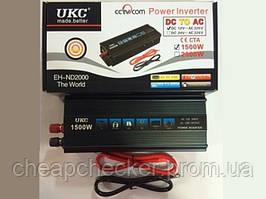 Преобразователь AC DC EH ND 1500W 12V220V Инвертор