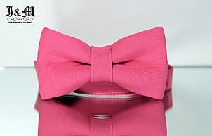 Галстук-бабочка i&m (00097) Pink, фото 2