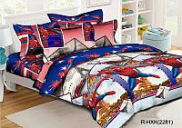 Постельное белье Спайдермен (Полуторное постельное бельё)