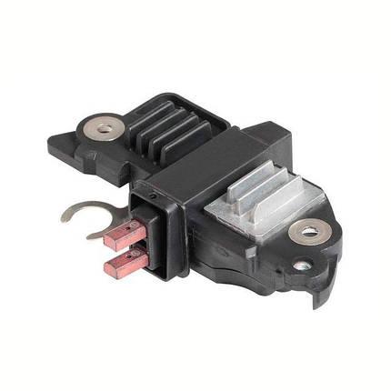 Интегральный регулятор напряжения со щёточным узлом Renault Logan (06-010) (VRR 0902) СтартВольт, фото 2