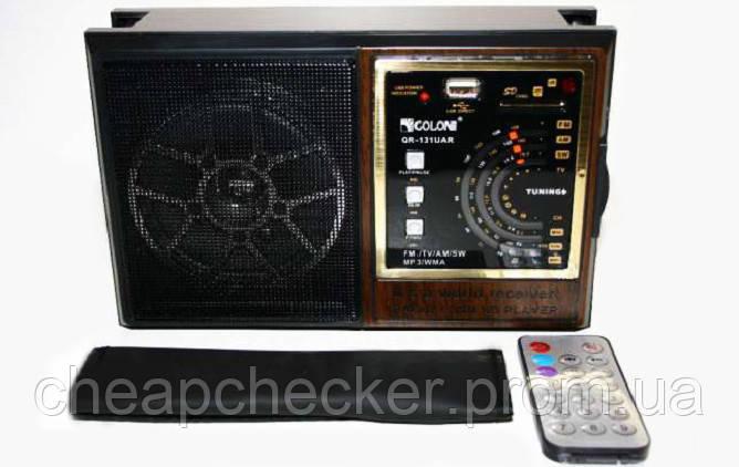 Радиоприемник Golon QR 131 UAR Радио