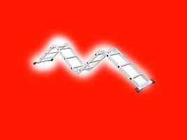 Лестница трансформер INTERTOOL LT-0030