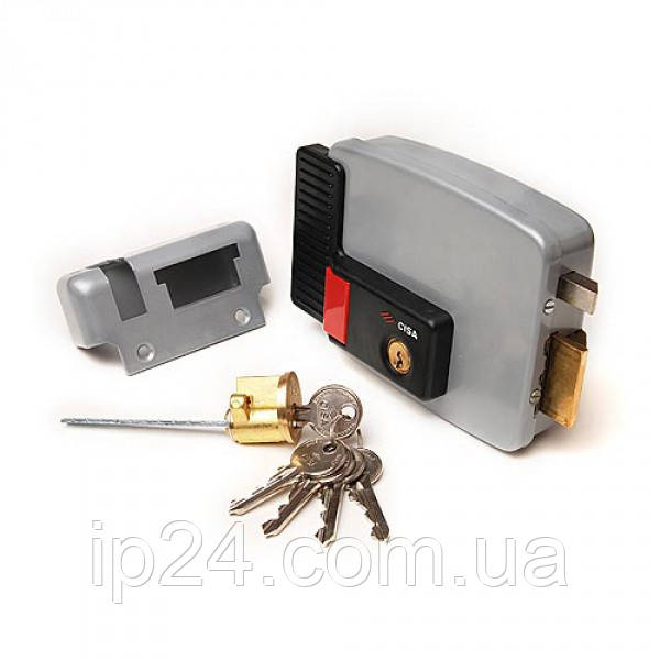 CISA 11.630-50-3,4 Электромеханический накладной замок