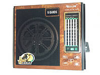 Радиоприемник Golon RX-1431 T c Фонариком MP3 USB FM SD, фото 1