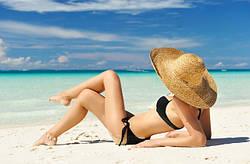 до -55% на пляжную одежду и аксессуары