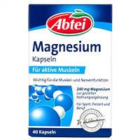 Abtei Magnesium Kapseln - Магнезия
