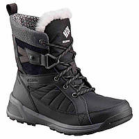 Ботинки утепленные женские Columbia Winter Outdoor Meadows Shorty Omni-Heat 3d 1791321-010