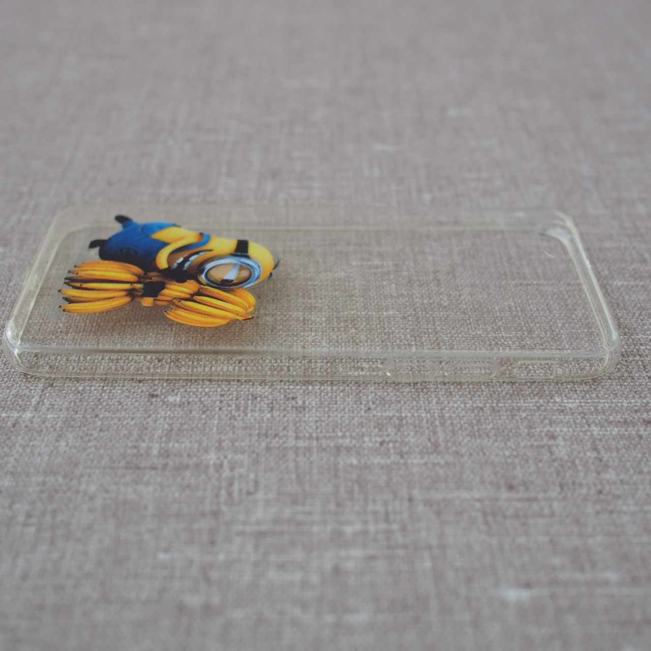 TPU 0.3mm iPhone 6 minions Для телефона Apple Чехол