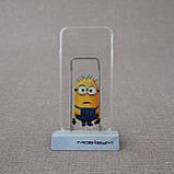 Чехол TPU 0.3mm iPhone 6 minions, фото 6