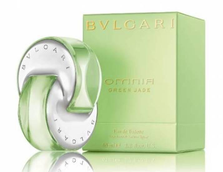 Женская туалетная вода Bvlgari Omnia Green Jade (свежий цветочно-водный аромат)  копия