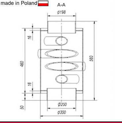 Радиатор Turbodym, рекупиратор,дополнительное тепло, фото 2