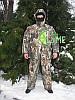 Костюм для охоты и рыбалки, Зеленый клен