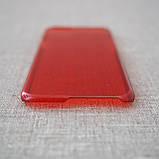 Чехол пластик iPhone 6 red, фото 3