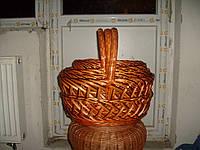 Набор из плетеных пасхальных корзин