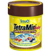 TetraMin Baby (Основной корм для мальков), 66мл.